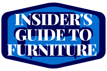 The Insider's Guide to Furniture